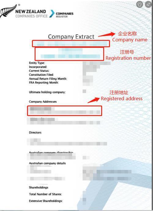 新西兰 New Zealand 企业认证企业微信的方法?需要提交哪些资料?